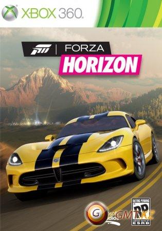 Forza Horizon (2012/RUS/XGD3/LT+ 2.0/Region Free)