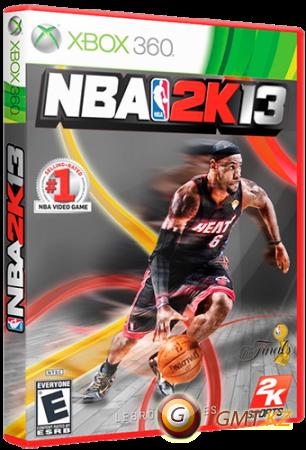 NBA 2K13 (2012/RUS/XGD3/LT+ 3.0/Region Free)