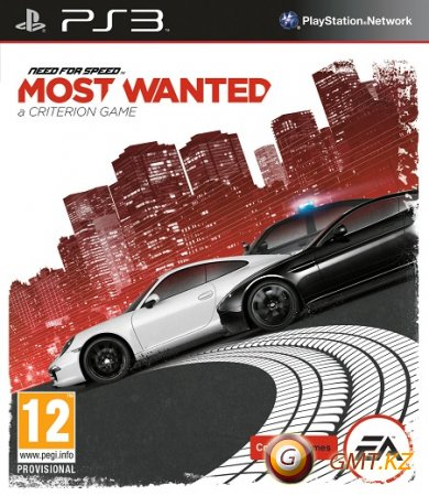 Need For Speed: Most Wanted (2012/RUS/Лицензия/4.21)
