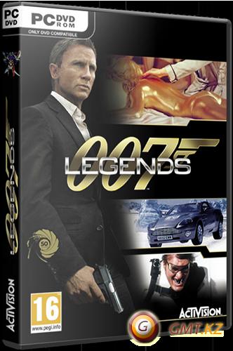 007 legends как включить русский язык