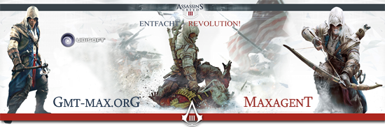 Assassin's Creed 3 (2012/RUS/ENG/POL/RiP от R.G. Catalyst)