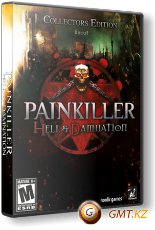 Painkiller Hell & Damnation Collector's Edition + 3 DLC (2012/RUS/RePack от Audioslave)