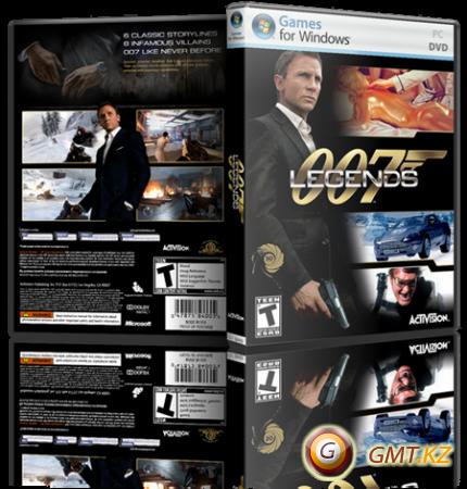 007 Legends (2012/RUS/RePack от Fenixx)