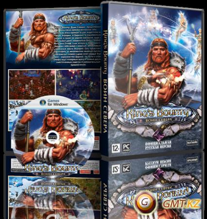 King's Bounty Warriors Of The North v1.3.1.6280 + DLC (2012/RUS/Repack от Fenixx)
