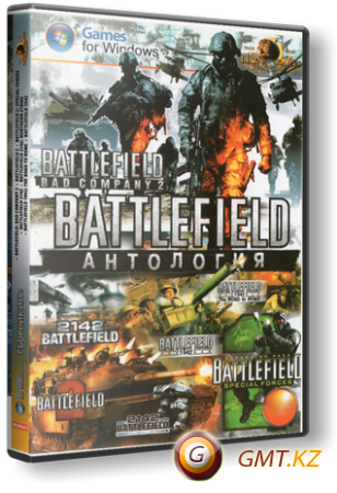 Battlefield Anthology (2002-2018/RUS/ENG/RePack от R.G. Механики)