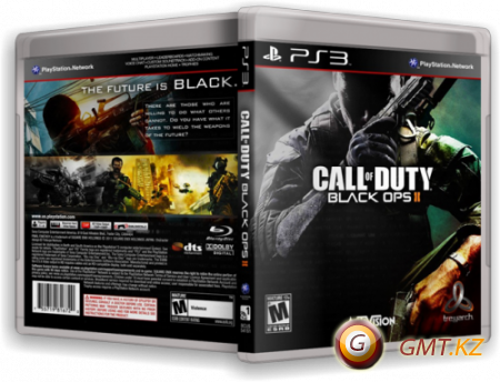 Call of Duty: Black Ops 2 (2012/RUS/EUR/3.41/3.55/4.30)
