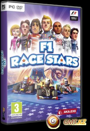 F1 Race Stars (2012/RUS/ENG/MULTI7/Лицензия)