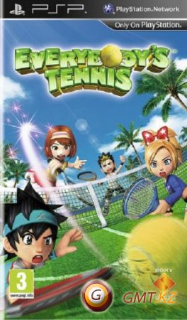 Everybody's Tennis (2010/ENG/CSO)
