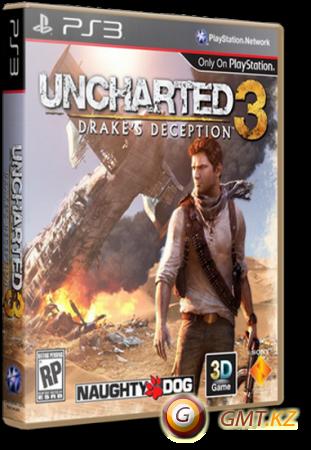 Uncharted 3: Иллюзии Дрейка (2012/FULLRip/3.55)