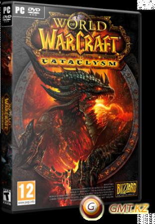 World of Warcraft: Cataclysm v.4.3.4.15595 (2012/RUS/Лицензия)