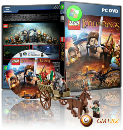 LEGO The Lord Of The Rings v.1.0.0.37422 (2012/RUS/ENG/ENG/Repack от Fenixx)