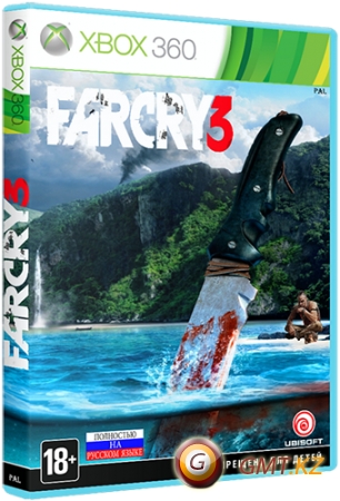 Far Cry 3 (2012/RUS/RUSSOUND/XGD3/LT+ 3.0)