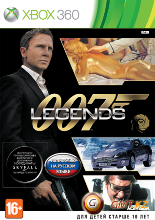 007 Legends (2012/RUS/RUSSOUND/XGD3/LT+ 3.0)