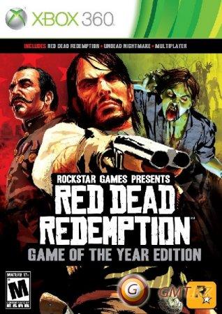 Red Dead Redemption - GOTY (2011/RUS/Region Free/iXtreme 9-я волна)