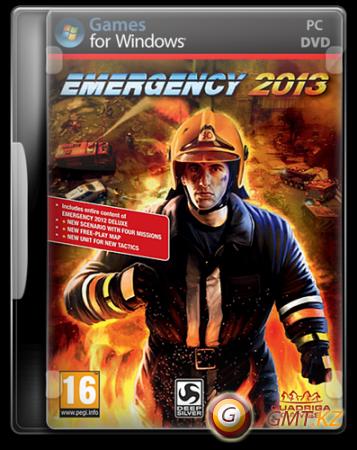 Emergency 2014 (2013/RUS/ENG/RePack от Audioslave)