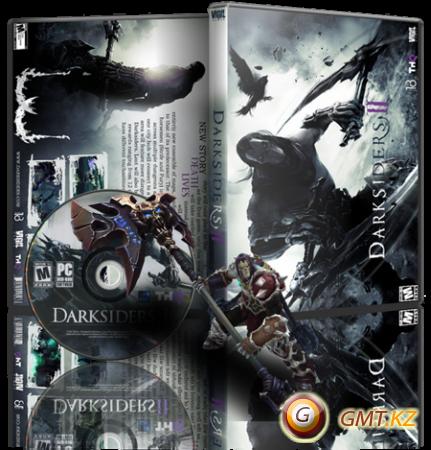 Darksiders 2 Death Lives v 1.0u6 + 18 DLC (2012/RUS/Repack от Fenixx)