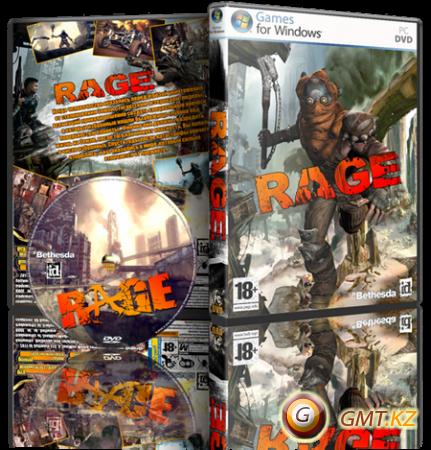 Rage Anarchy Edition (2011/RUS/RiP от Fenixx)