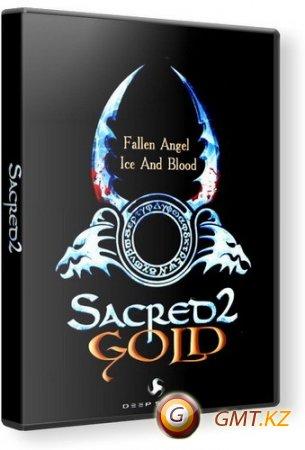 Sacred 2 Gold: Падший Ангел & Лёд и Кровь (2010/RUS/RePack от a1chem1st)