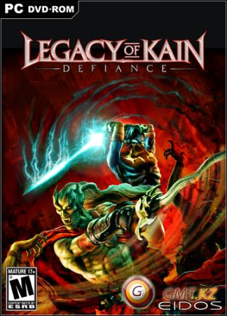 Legacy of Kain: Anthology (1997-2003/RUS/ENG/RePack от R.G. Механики)