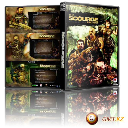 The Scourge Project Episode 1 And 2 v.1.4 (2010/RUS/RIP от Fenixx)