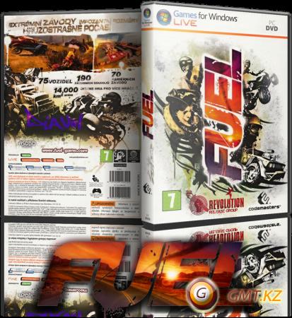 Fuel v.1.0 (2009/RUS/RePack от R.G. REVOLUTiON)