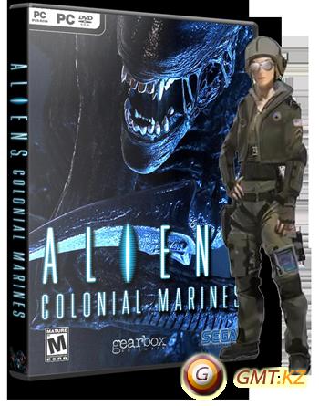Aliens: Colonial Marines v.1.0.210.751923 + DLC (2013/RUS/ENG/RePack от Fenixx)