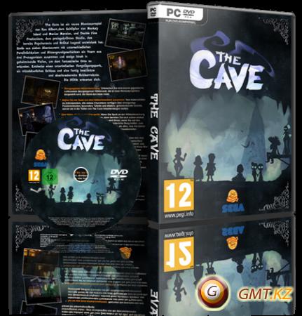 The Cave.v 1.0u1 (2012/RUS/ENG/RePack от Fenixx)