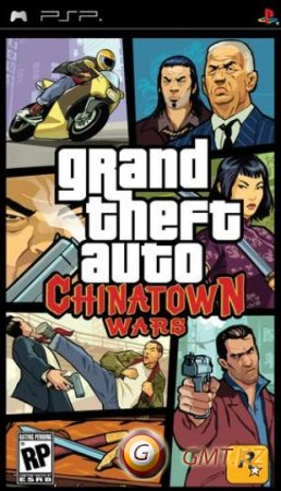 Grand Theft Auto: Chinatown Wars (2009/RUS/PSP)