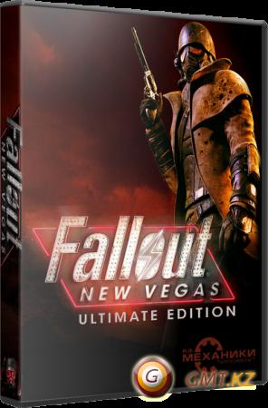 Fallout: Антология (1997-2012/RUS/ENG/RePack от R.G. Механики)