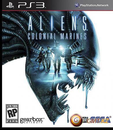 Aliens: Colonial Marines (2013/ENG/USA/3.41/3.55/4.21/4.30/распакованная)
