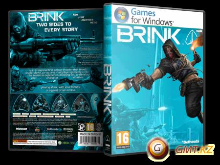 Brink v.1.0.23653.(Update 11) + 1 DLC (2011/RUS/RePack от Fenixx)