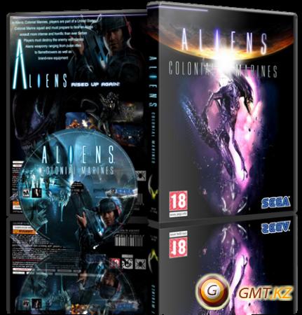 Aliens Colonial Marines Limited Edition v.1.0.55 + 1 DLC (2013/RUS/RePack от Fenixx)