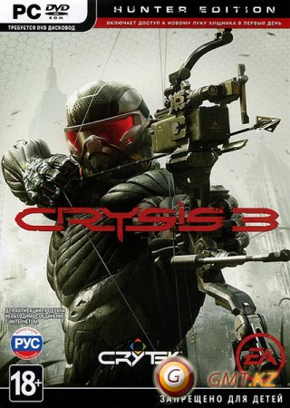 Crysis 3 (2013/RUS/ENG/CrackFix №2 by RELOADED.INTERNAL)