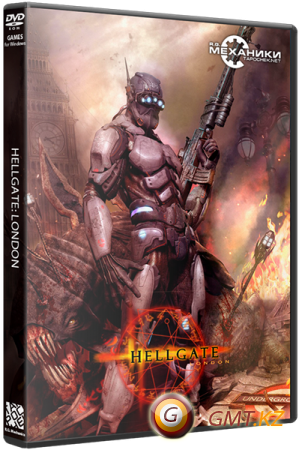 HellGate: London (2007/RUS/ENG/RIP от R.G. Механики)