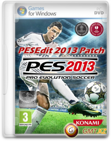 Pro Evolutoin Soccer 2013 (2013/Patch 3.3)