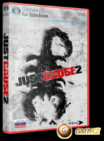 Just Cause 2 + 10DLC (2010/RUS/ENG/Repack от R.G. REVOLUTiON)