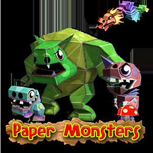 Paper Monsters (2012/ENG/RePack)