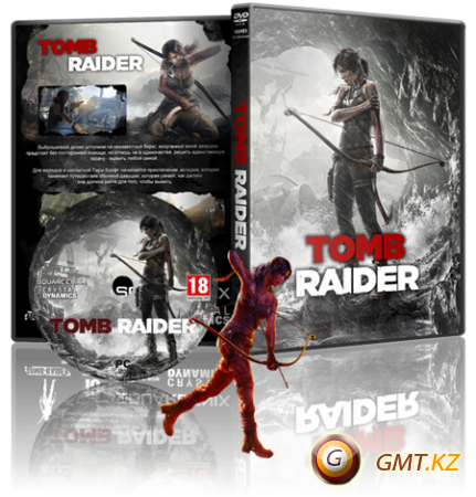 Tomb Raider: Survival Edition v1.1.748.0 (2013/RUS/ENG/Repack от z10yded)