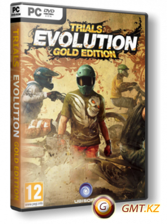 Trials Evolution: Gold Edition (2013/RUS/ENG/MULTI12/Repack от z10yded)