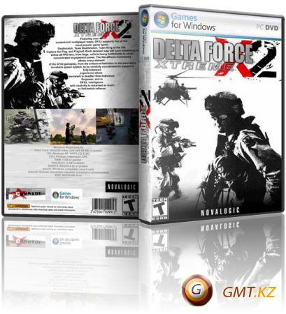 Delta Force: Xtreme 2 (2009/RUS/RePack)