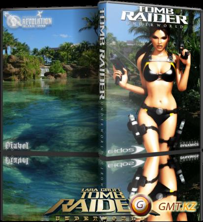Tomb Raider: Underworld v.1.1 (2008/RUS/RePack от R.G. Revolution)