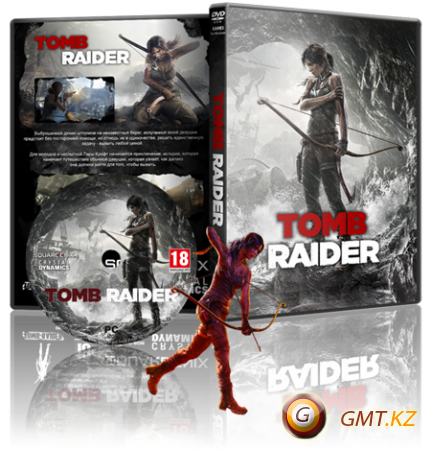 Tomb Raider Survival Edition v.1.01.748.0 + DLC (2013/RUS/ENG/RePack от R.G.Revenants)
