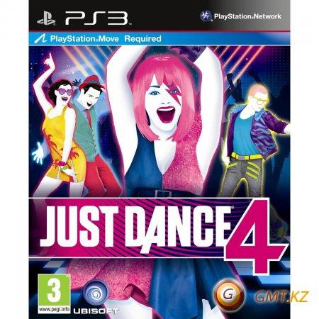 Just Dance 4 (2012/ENG/EUR/4.21/4.30)