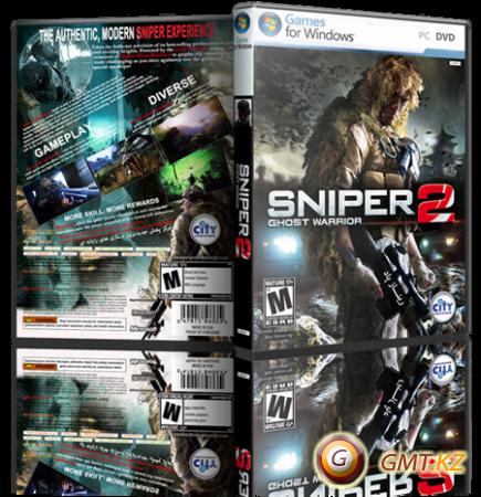Sniper - Ghost Warrior 2 v.1.06 + 4 DLC (2013/RUS/ENG/RePack от R.G. Revenants)