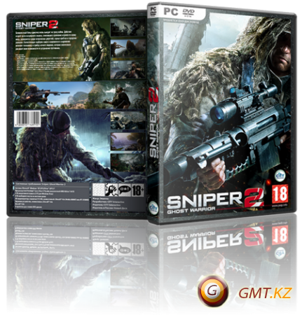 Sniper Ghost Warrior 2 Collector's Edition v.1.04 + 2 DLC (2013/RUS/RePack от Fenixx)