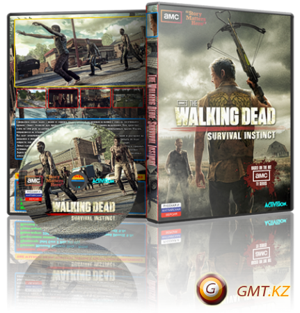 The Walking Dead: Survival Instinct +1 DLC (2013/RUS/ENG/MULTi6/RePack R.G. Revenants)