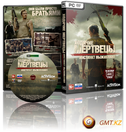 The Walking Dead Survival Instinct v.2.0.1.0 + 1 DLC (2013/RUS/ENG/RePack от Fenixx)