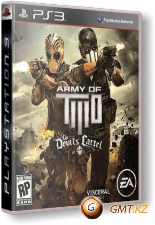 Army of Two : The Devil's Cartel (2013/EUR/ENG/CFW 3.41/3.55/4.30)