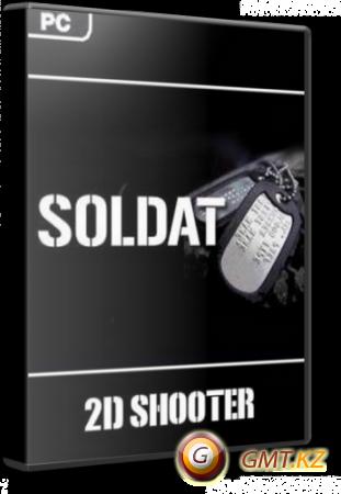 Soldat 2D v.1.6.3 (2002/RUS/ENG/Лицензия)