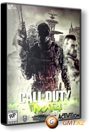 Call of Duty Modern Warfare 4 Trailer Official (2013/HD-DVD)